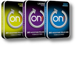 On! Nicotine Pouches